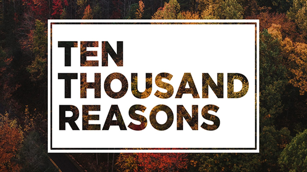 Ten Thousand Reasons