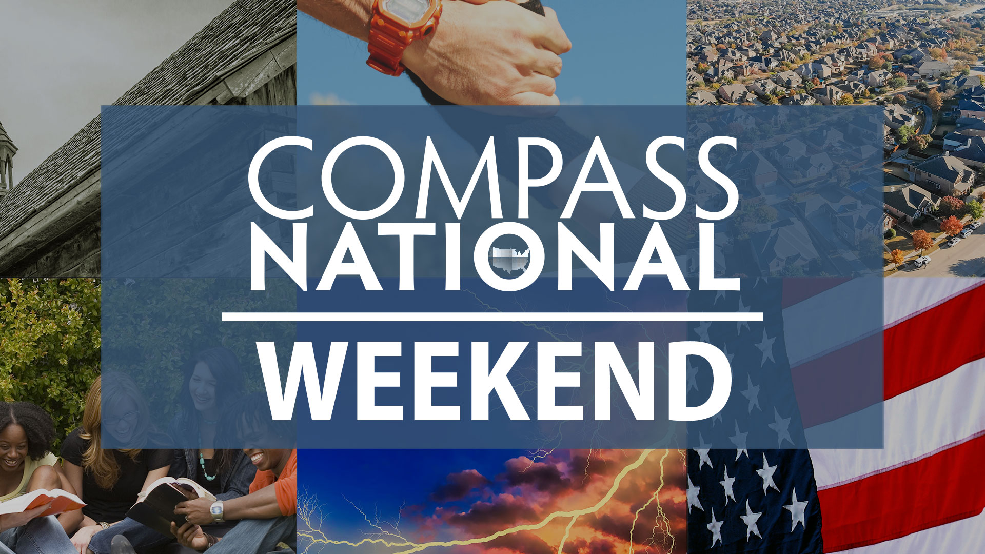 CompassNational Weekend